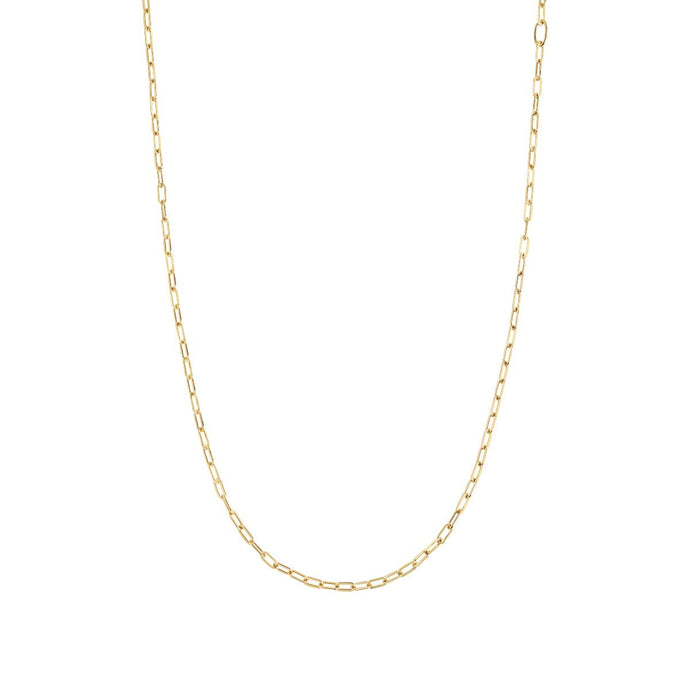 GEMMA NECKLACE  | GOLD PLATED