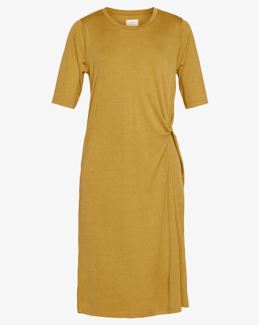 NUAUDRINA DRESS | YELLOW | NUMPH