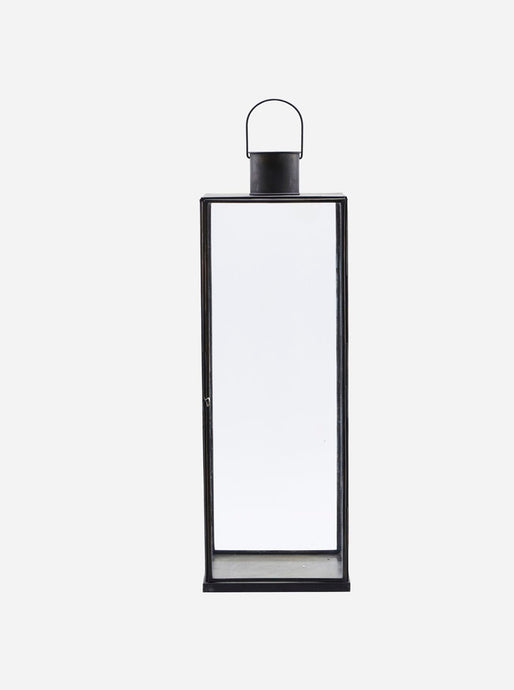 LANTERN NARROW SMALL | DARK ANTIQUE