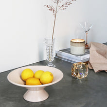 Load image into Gallery viewer, FRUIT BOWL ON BASE MATT SKIN | HK LIVING