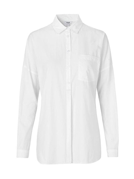 TIKKI REGAN SHIRT | WHITE | MBYM