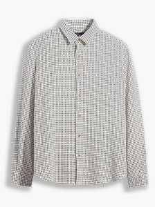 LMC NEW STANDARD SHIRT | CREPE CHECK MULTI