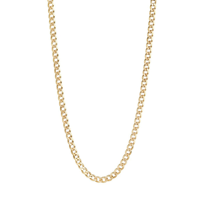 FORZA NECKLACE | GOLD PLATED