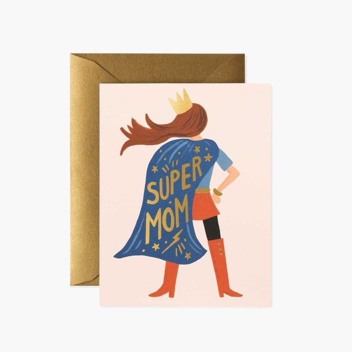 CARTE DOUBLE | SUPER MOM | RIFLE & CO