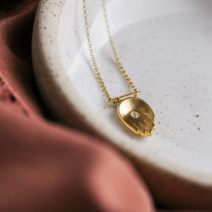 COLLIER ECLAIREUSE | GOLD