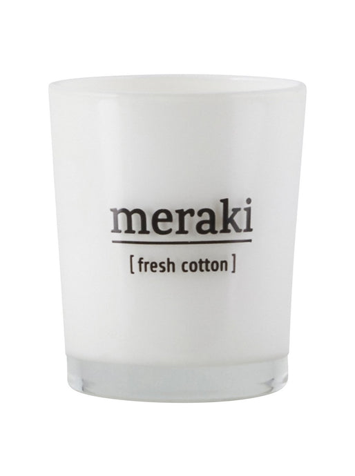SCENTED CANDLE | FRESH COTTON | 60G