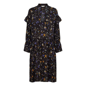 LARNA DRESS PRINT | SECOND FEMALE
