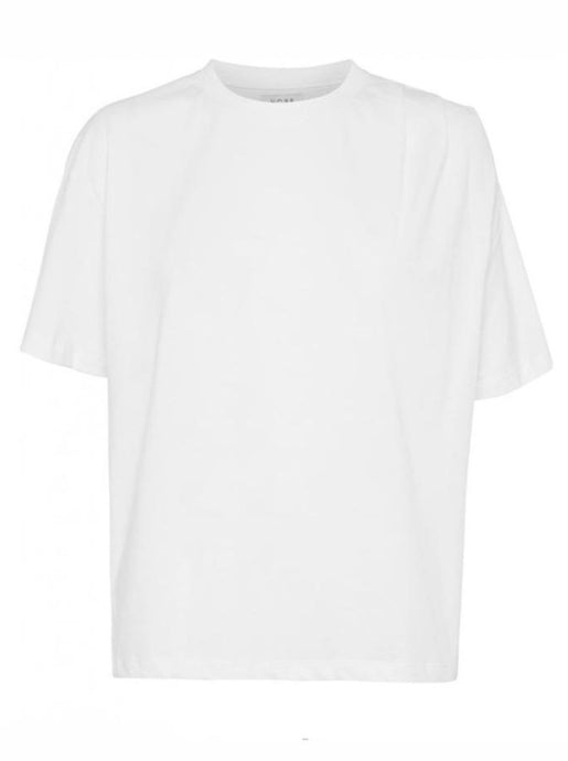 LONDON TEE | WHITE  | NORR