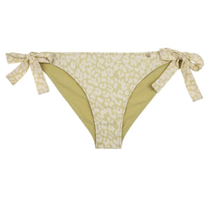 ZOEY BIKINI BOTTOM | LEOPARD GREEN | LOVE STORIES