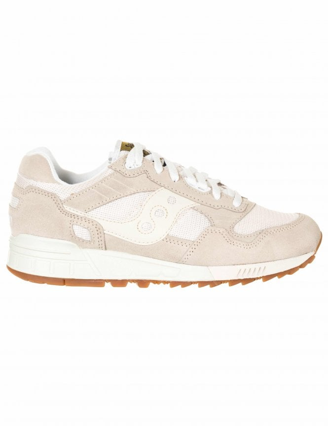 SHADOW 5000 VINTAGE |  TAN/WHITE | SAUCONY