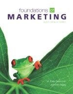 Foundations of Marketing : Eighth Canadian Edition