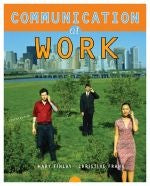 Communication At Work 4th Edition