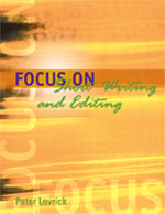 Focus On Short Writing and Editing