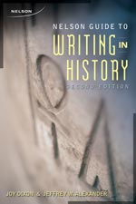 Nelson Guide To Writing in History