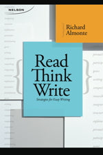 Read, Write, Think: Strategies for Essay Writing