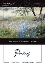 The Harbrace Anthology of Poetry