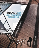 Finance for Non-Financial Managers 7th Edition
