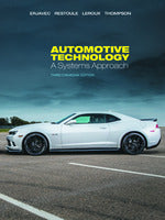 Automotive Technology, 3rd Ed.
