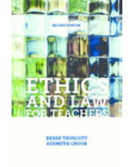 Ethics and Law for Teachers