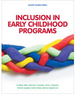 Inclusion in Early Childhood Programs with Study Guide Printed Access Card (12 Months)