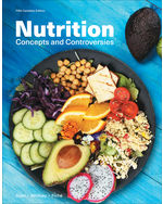 Nutrition: Concepts and Controversies, 5CE