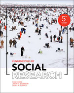 Fundamentals of Social Research