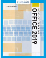 Illustrated Microsoft Office 365 & Office 2019 Introductory