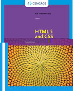 New Perspectives on HTML 5 and CSS: Comprehensive: 8e