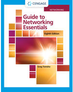 Guide to Networking Essentials, 8e