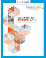 Shelly Cashman Series Microsoft Office 365 & Office 2019 Introductory (K12 Binding)
