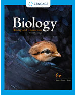 Biology Today and Tomorrow with Physiology, 6e