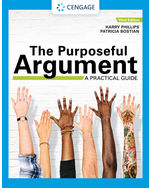 The Purposeful Argument:A Practical Guide, 3e