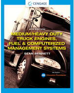 Medium/Heavy Duty Truck Engines, Fuel & Computerized Management Systems, 6e
