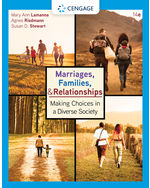 Marriages, Families, and Relationships, 14e