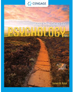 Introduction to Psychology, 12e