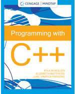 Readings from Programming with C++