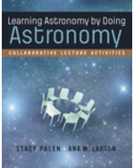 Learning Astronomy by Doing Astronomy: Collaborative Lecture Activities