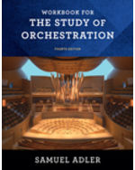Workbook for The Study of Orchestration