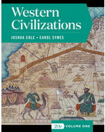Western Civilizations, Volume One Paperback + Digital Product License Key Folder with eBook, InQuizitive, and History Skills Tutorials