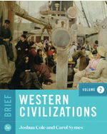 Western Civilizations: Brief, 5e (Volume II)