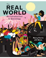 The Real World: An Introduction to Sociology Paperback + Digital Product License Key Folder with eBook, InQuizitive, Online Data Workshops, and Writing Tutorials