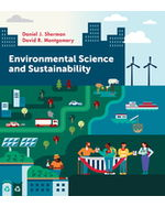 Environmental Science and Sustainability Paperback + Digital Product License Key Folder with eBook, InQuizitive, What Would You Do? Activities, Videos, and Animations