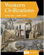 Western Civilizations, Volume A + Digital Product License Key Folder with eBook, InQuizitive, and History Skills Tutorials