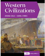Western Civilizations, Volume C + Digital Product License Key Folder with eBook, InQuizitive, and History Skills Tutorials