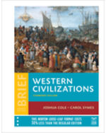 Western Civilizations, Combined Volume, Brief Edition Loose Leaf + Digital Product License Key Folder with eBook and InQuizitive