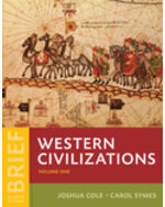 Western Civilizations, Volume One, Brief Edition Loose Leaf + Digital Product License Key Folder with eBook and InQuizitive
