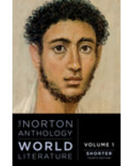 The Norton Anthology of World Literature, Volume One, Shorter Edition