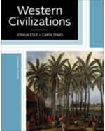 Western Civilizations: Their History & Their Culture, One-Volume Hardcover + Digital Product License Key Folder with InQuizitive and eBook