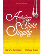 Anthology for Sight Singing