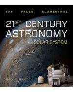 21st Century Astronomy: The Solar System Paperback + Digital Product License Key Folder with eBook, Smartwork5 and Student Site